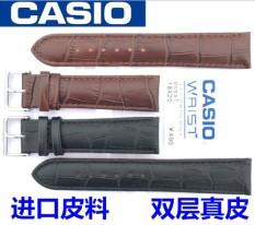 Casio Jam Tangan Mengambil Pria Kulit BEM 506/501/302/307/MTP1183 Adalah Yang Tepat untuk Pergi Besar Laki-laki Jam Tangan-Internasional