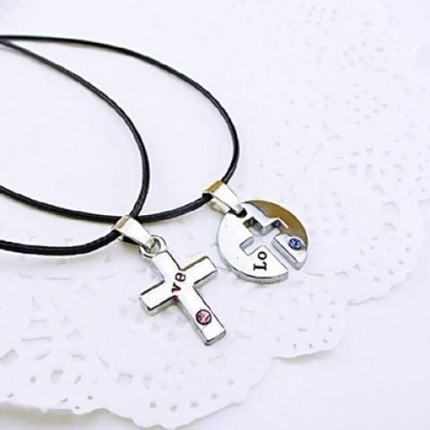 Kalung Kunci Pecinta Kehidupan Cinta Kunci untuk Mourn untuk Fall Kreativitas Kunci Rantai Tulang Pria wanita Digabungkan dengan untuk Menghias Teman Perempuan'S Hadiah untuk Mengobati-Internasional 2