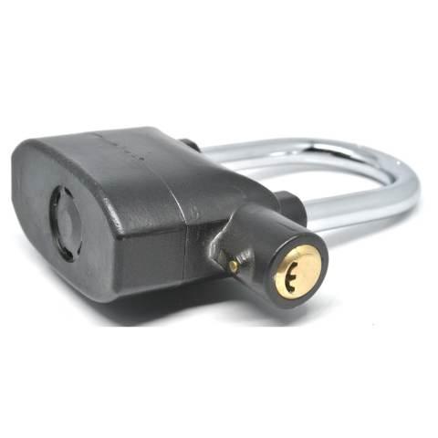 Toko Kado Unik-Gembok Alarm Anti Maling - Free Baterai Cadangan 3