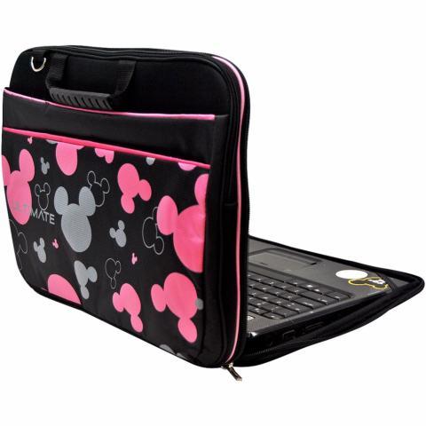 Ultimate Tas/Bag/Cover/Softcase/Backpack Laptop pria/wanita Triple Mickey
