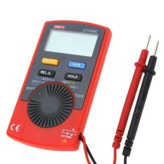 UNI-T UT120A Pocket Size Auto-range DMM Digital Multimeter DC / AC Voltage - intl