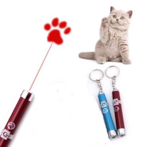 Unipet - Cat Toy LED Laser Dog Cat Toys LED Laser Light Pen Bright Mainan Kucing