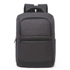 Universal Multi-Function Oxford Cloth Laptop Computer Shoulders Bag Business Backpack Students Bag, Size: 42x30x11cm, For 15.6 inch and Below Macbook, Samsung, Lenovo, Sony, DELL Alienware, CHUWI, ASUS, HP(Black) - intl