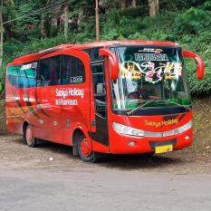 Voucher Tour dan Sewa Bus Pariwisata di Surabaya Jatim