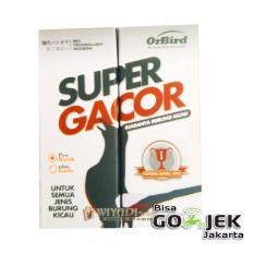 WiyadiStore - Vitamin Supplement Burung Gacor Nafas Panjang - Super Gacor