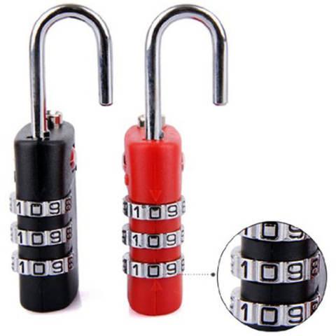 YiFeng Travel Luggage Suitcase Code Padlock 3 Digit Combination - TSA 335 / Gembok Tas Koper