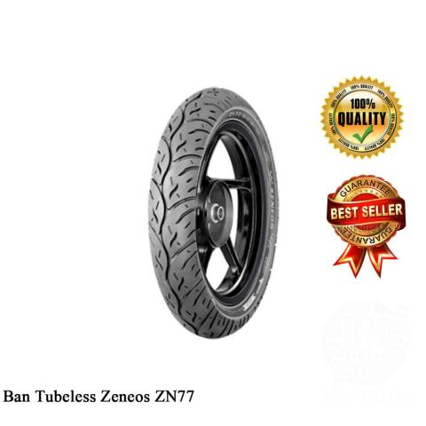 Home; Zeneos - Ban Motor Tubeless Matic Blkng Velg 14 Uk.90 90 ZN77