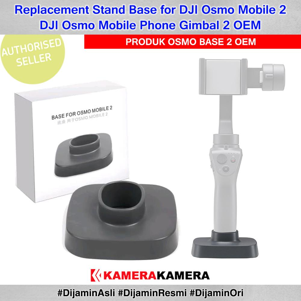Osmo Base Stabilizer for Dji Osmo Mobile 2 OEM / Replacement Stand Base for DJI Osmo