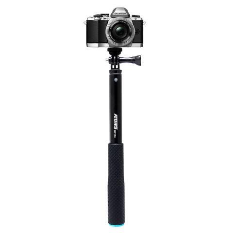 Attanta SMP-09A Monopod Tongsis Titanium for GoPro, Xiaomi Yi & HP - Hitam 2