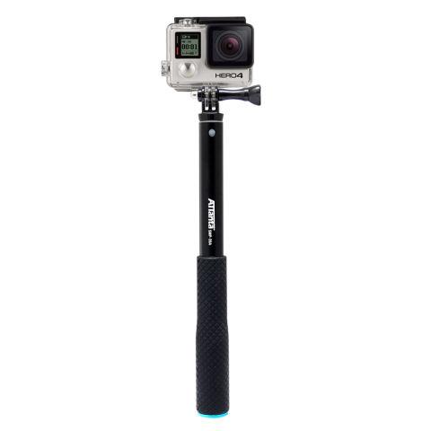 Attanta SMP-09A Monopod Tongsis Titanium for GoPro, Xiaomi Yi & HP - Hitam 3