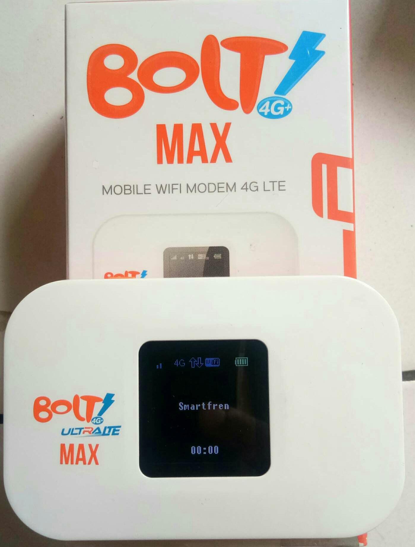 MiFi BOLT AQUILA MAX BL1 Unlock