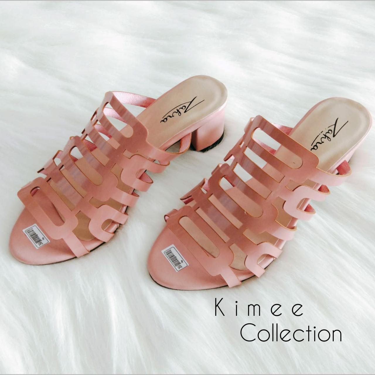 Kimee - Felicia Chunky Heels