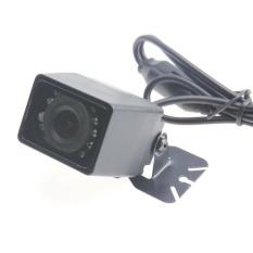 E327 Waterproof Car Reverse Rear View Cadangan Kamera 9 IR LED Night Vision-Internasional