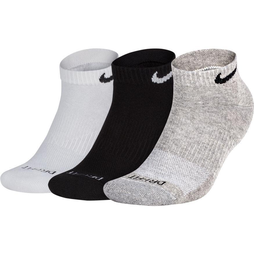 Nike - Performance Cushion Low (3 Pairs) Kaos Kaki Dewasa - Multicolor 9722ed19be