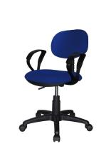 Ergosit Kursi kantor Or seat Armrest - Biru - Khusus Jakarta