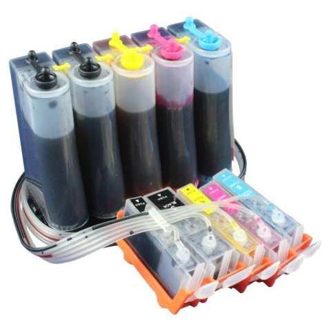 Veneta System Ciss Ink For Hp Black 70ml Tinta Infus Daftar Harga Source · Fast Print CISS Infus Modifikasi Canon MP620 Plus Tinta