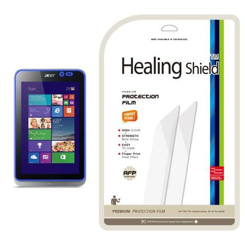HealingShield Acer Iconia W4 High Clear Type Screen Protector (Depan 1 Pc)