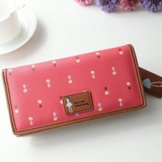 Jims Honey - Dompet Fashion Import -  Dolly Wallet (Hotpink)