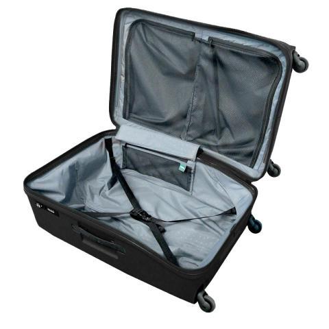 Lojel Vita Koper Hard Case 55 cm/21 Inch - Hitam - Gratis Pengiriman Seluruh