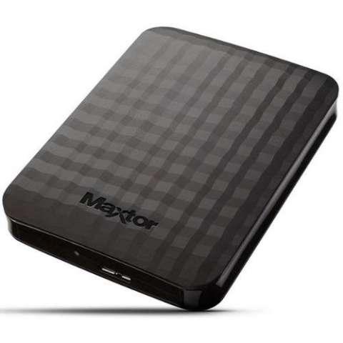 "Maxtor Hardisk Eksternal M3 1TB 2.5"" USB 3.0"