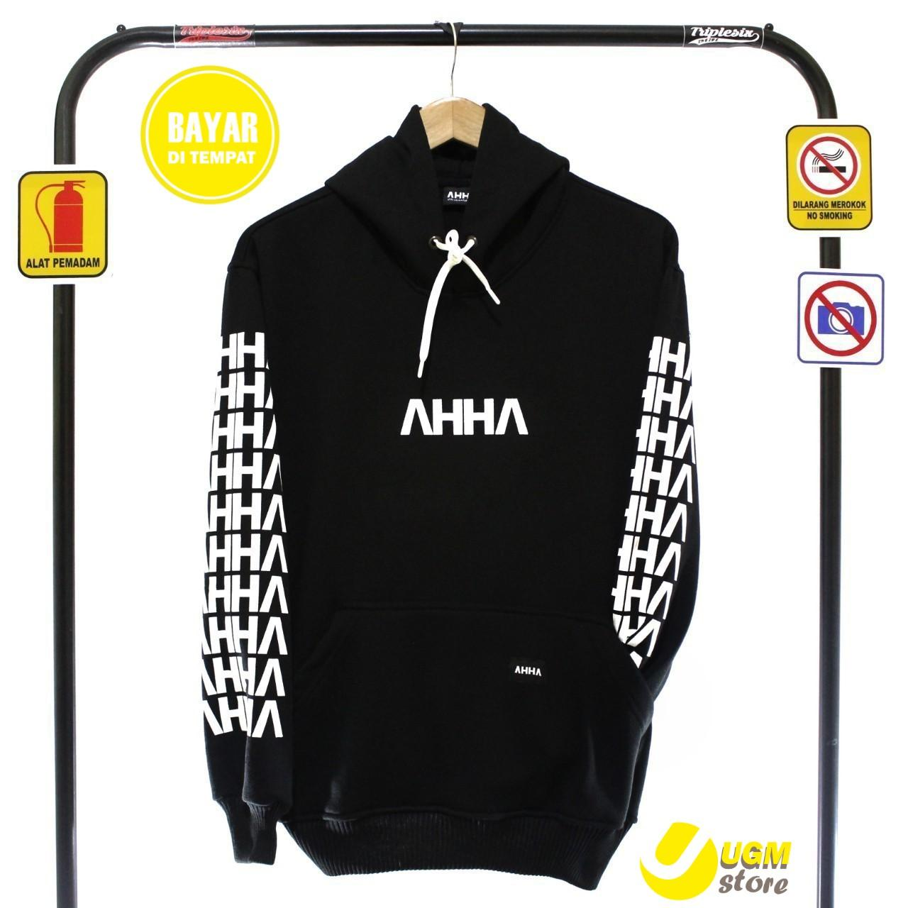 Jaket Sweater Pria   Jaket Sweater Hoodie AHHA Pria  jaket Terbaru  Jaket  Keren Pria fc1501d327
