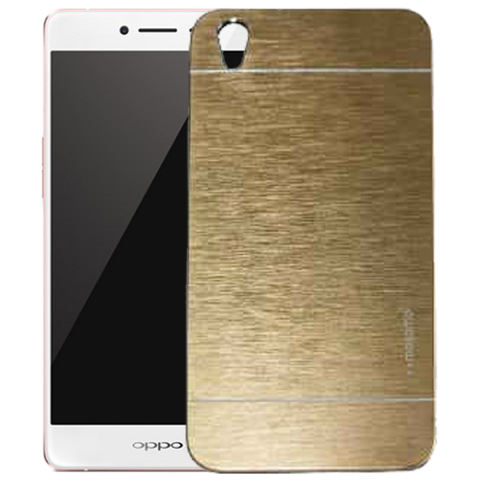 ... Neo 9 A37 Ultraqhin Gold Daftar Source · Motomo Metal Bumper Case for Oppo F1 Plus R9 Plus Tempered Glass