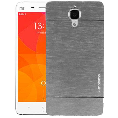 Motomo Metal Bumper Case for Xiaomi Mi4 Hot + ultraqhin - Hitam