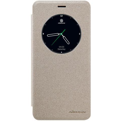 Nillkin Sparkle Series New Leather case for Meizu MX6 - Emas