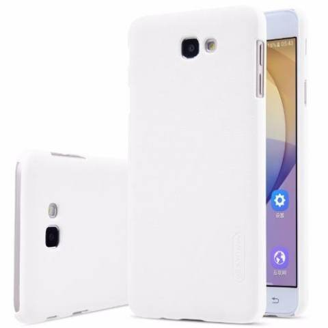 Nillkin Super Frosted Shield for Samsung Galaxy J7 Prime (On7 2016) - Putih +