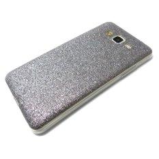 Softcase Glitter Series for Samsung Galaxy J1 - Abu-Abu