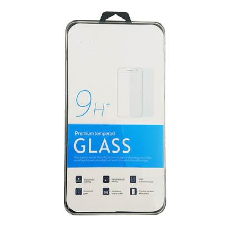 Tempered Glass For Sony Xperia M2 Aqua Anti Gores Kaca/ Screen Protection - Transparant