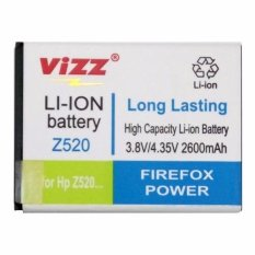 Vizz Battery for Acer Liquid Z520 - Double Power 2600 mAh