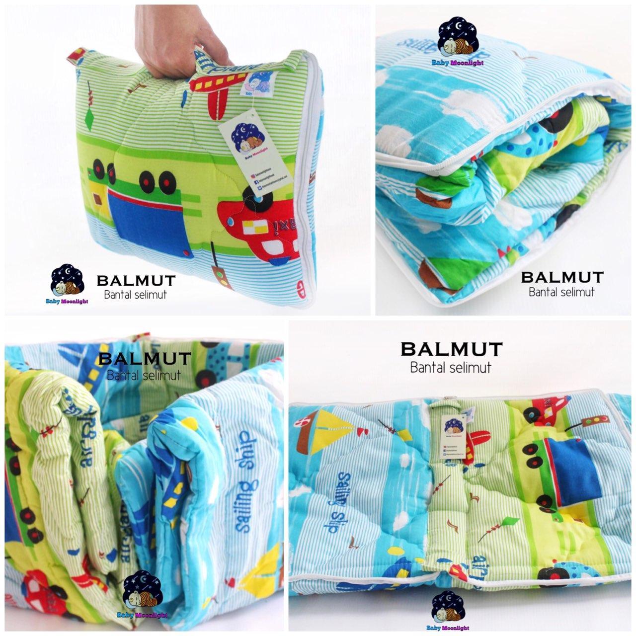 Bantal selimut bayi
