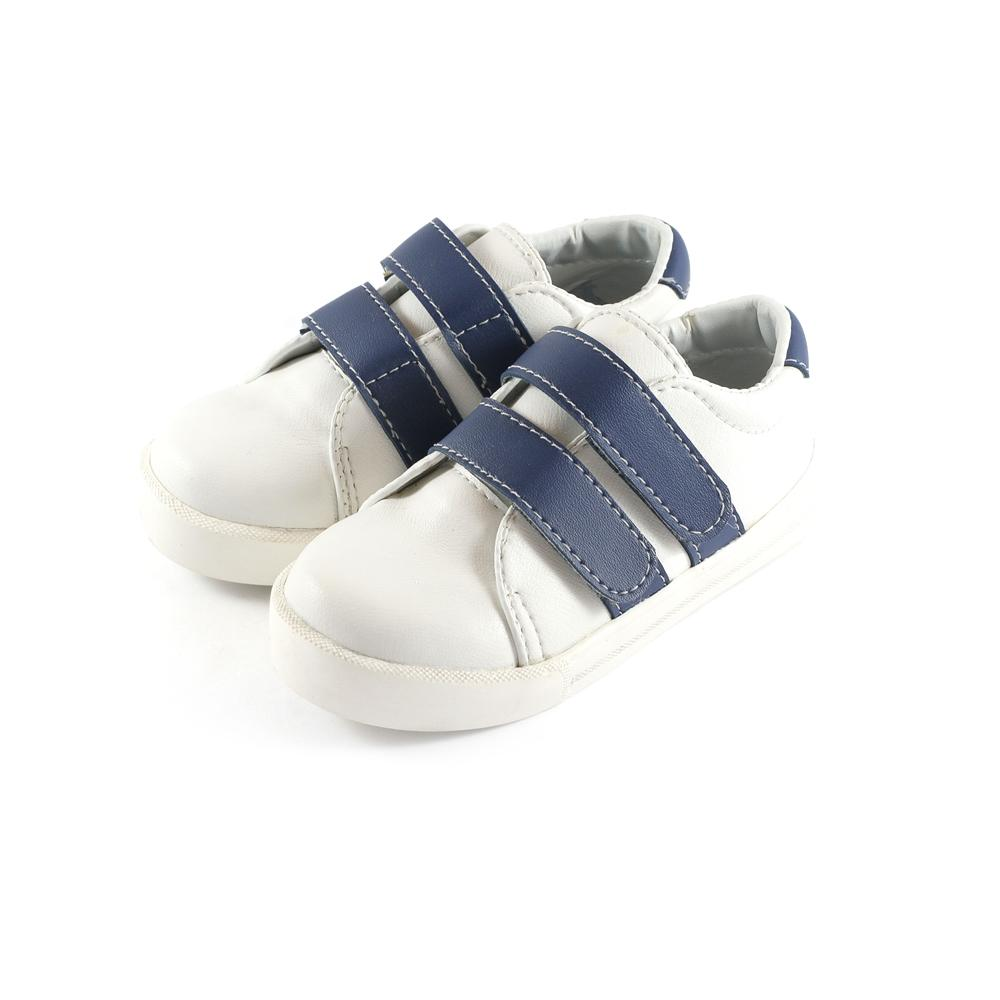 Sepatu Sneakers anak laki laki Tamagoo - Michael White Toddler Shoes