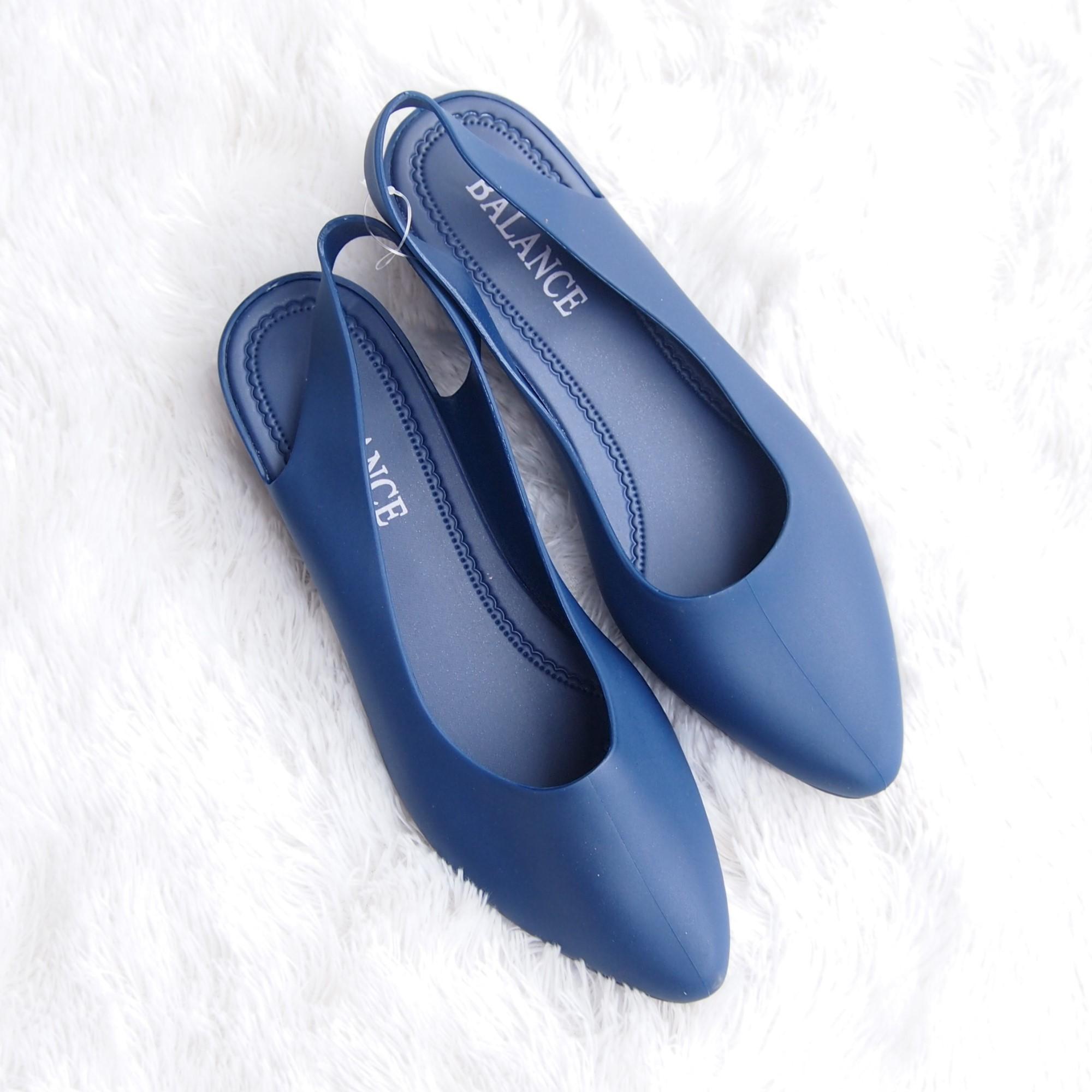 Flower Sepatu Wedges Zebra Wanita Putih Hitam Daftar Harga Terkini Dan Jelly Shoes Kantor Tali Belakang