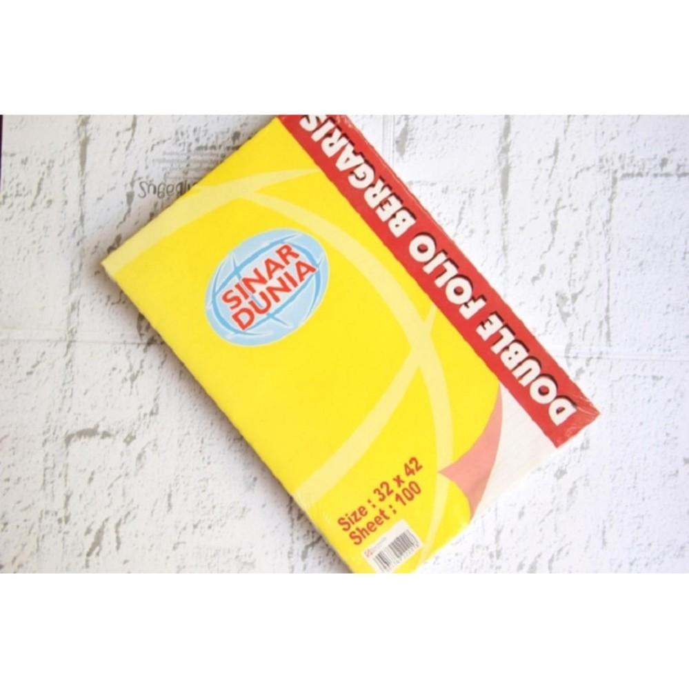 Buku Folio Bergaris Harga Terupdate 1 Jam Lalu Polio Doble Sidu 200 Lbr Kertas Double 100 Lembar Sinar Dunia Pcs