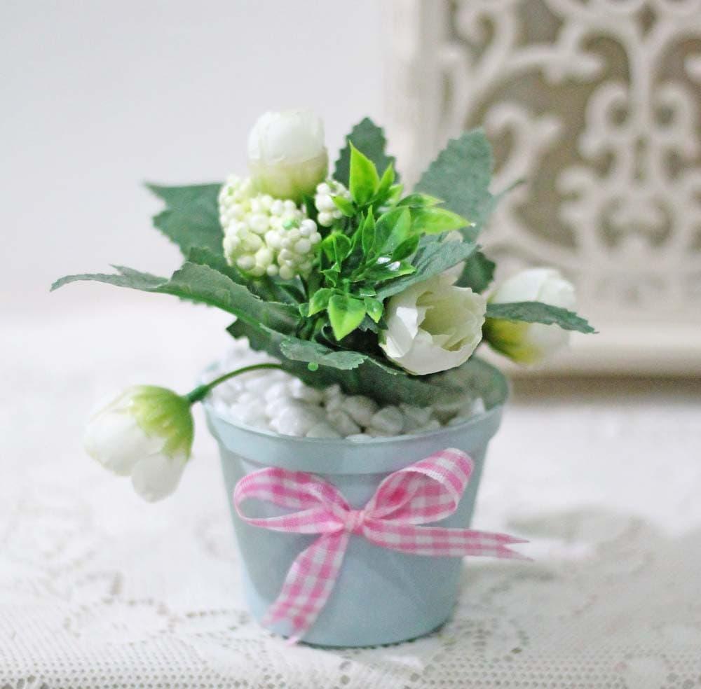 bunga plastik hias artificial flower SHABBY YOU MUST HAVE 4-3