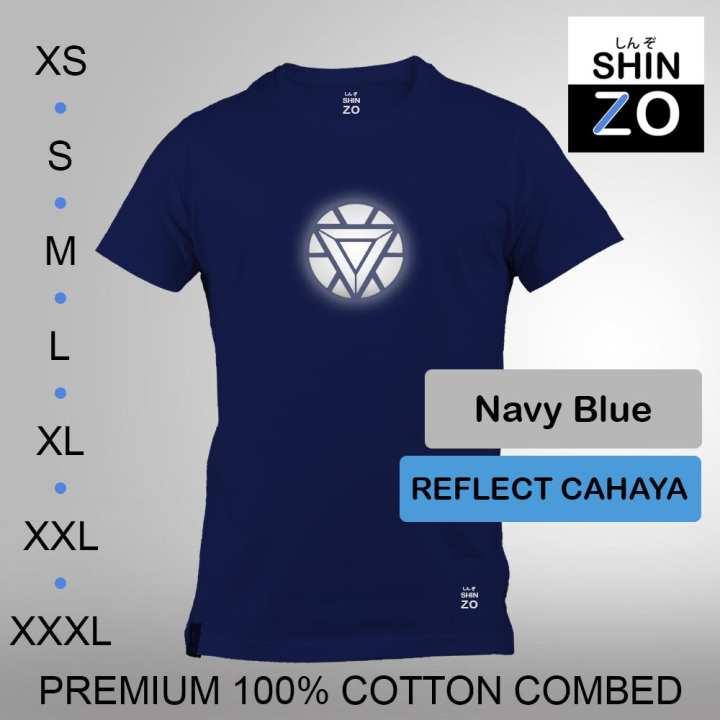 Shinzo Design - Kaos Oblong Distro T Shirt Tee Casual