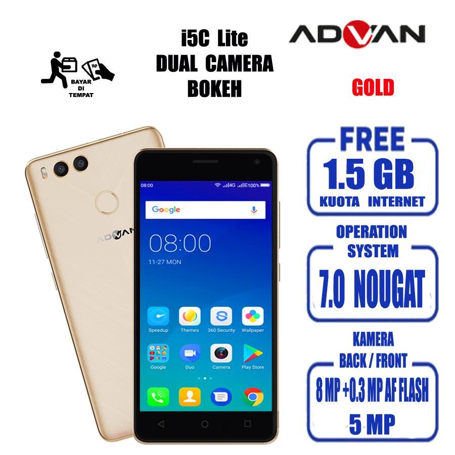 Advan I4d 8 Gb Lte Gold Tongsis Daftar Harga Terbaru Dan Lcd Versi 1 Referensi Indonesia