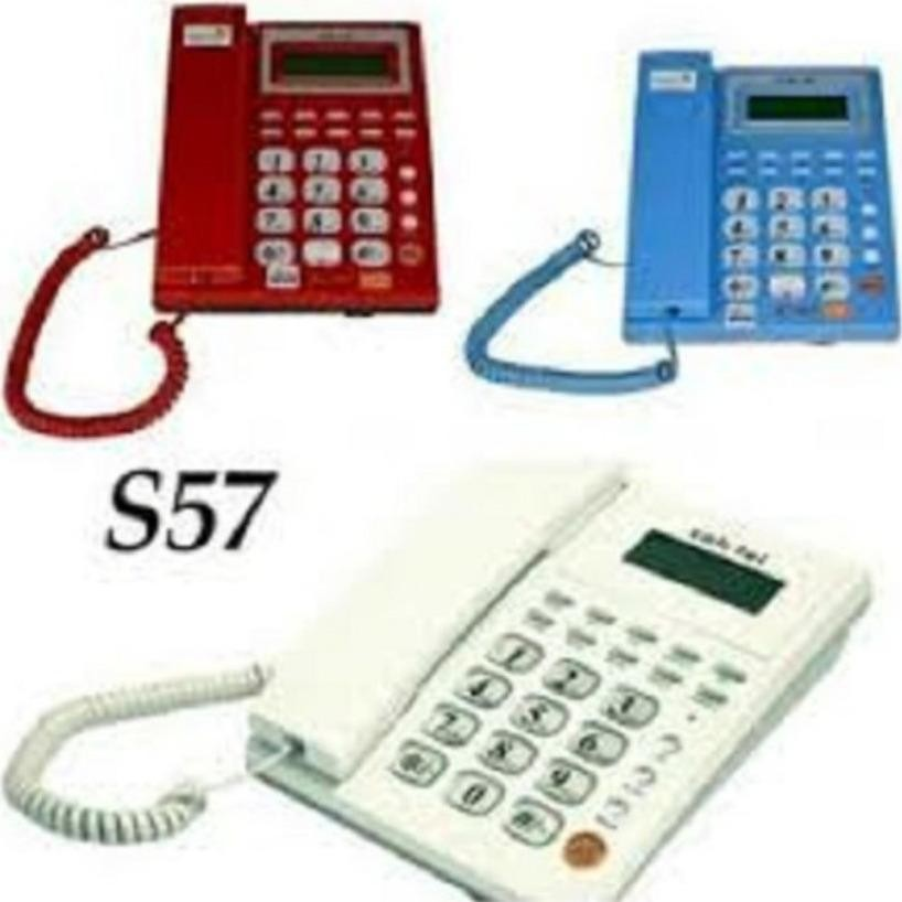 Timbangan Digital 30kg - White / Putih. Source · Sahitel S57 - Telepon Kantor Rumah