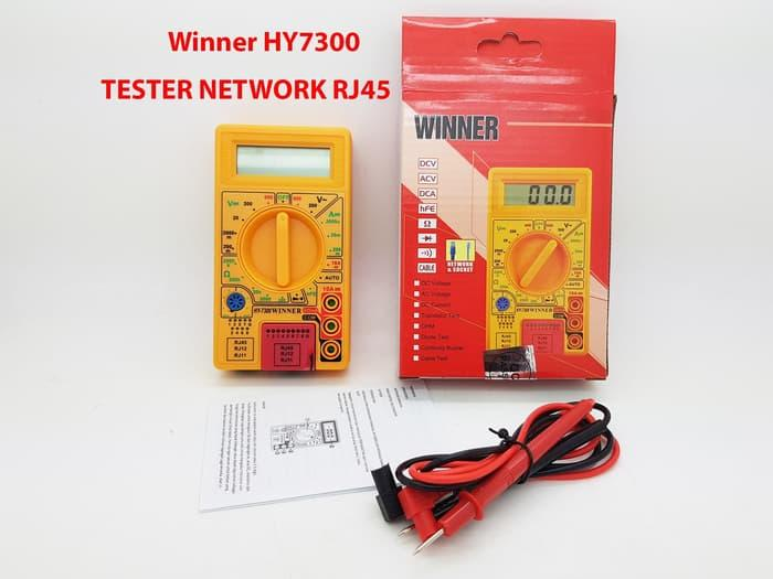Home · Sederhana Penutup Kursi Makan Polos Elastis International; Page - 5. Digital Multitester Winner HY7300 LAN Tester RJ 11 RJ45