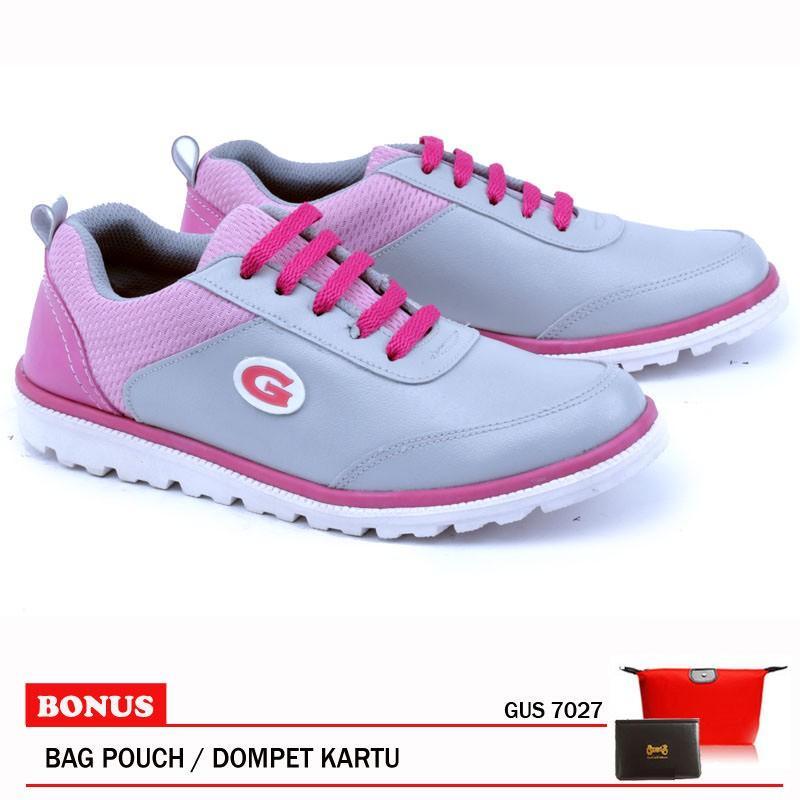 Sepatu Sneakers Wanita GTD 6579 Size 36-40. 135.960 · Garsel SEPATU JOGGING  RUNNING WANITA GUS 7027 ABUKOM aad444695d