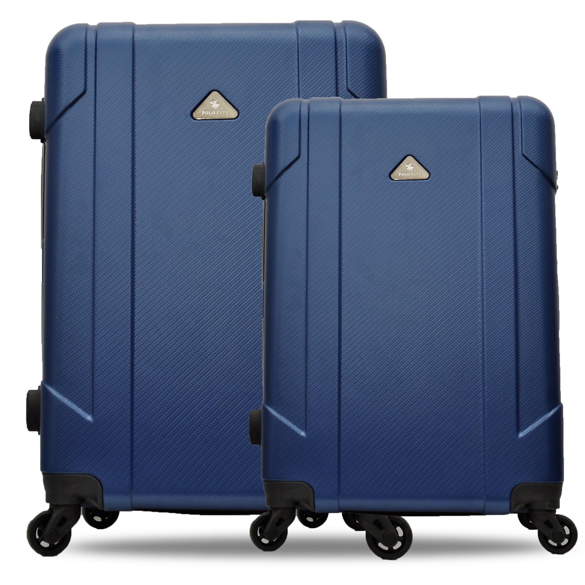 Polo City Tas Koper Hardcase SET size 20+24 inch - 303