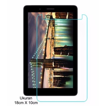 """Advan Vandroid X7 Tablet Tab Universal 6.8"""" - 7"""" Tempered Glass 9H Screen Protector"""
