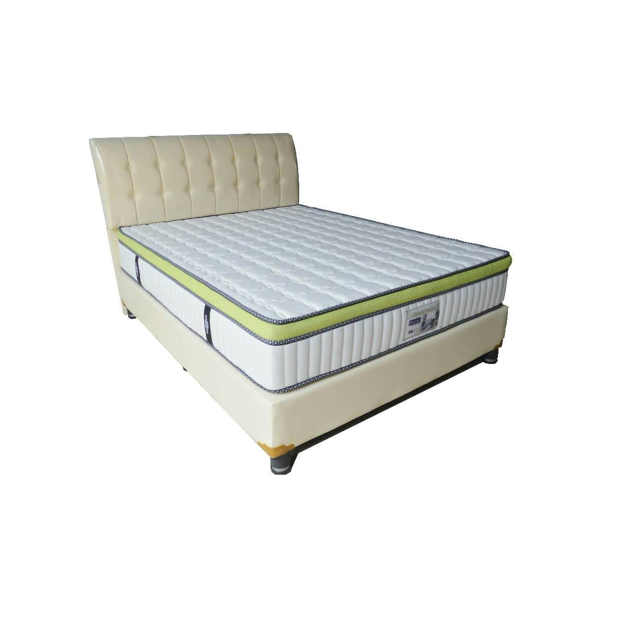 Pillow Top Bonnel Spring Source · PORTER Spring Bed LATEX Ortho Touch Rebonded .