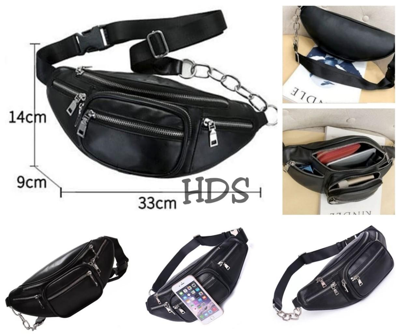 Tas pinggang multifungsi waist bag sabyan  tas selempang dada murah  tas  wanita 238889aeda