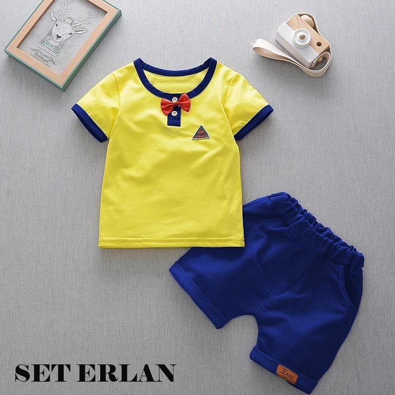 Komaya Fashion Kss 888 - Set Erlan Kuning