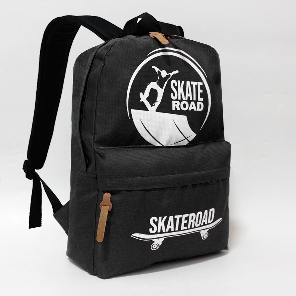 Generasi Micin Tas Ransel Pria Distro Original Sekolah Skate Anak Cowok Skateboard Murah Smp
