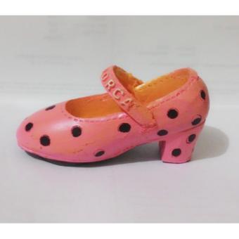ychateau Magnet Kulkas Mallorca Sepatu - Pink