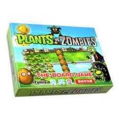 Bộ Trò Chơi Bàn Plant & Zombies ( Hoa Quả Nổi Giận) Aiyou